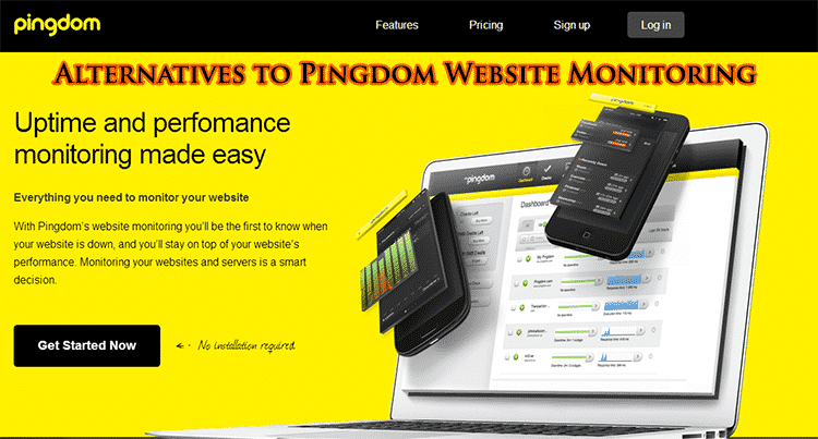 Alternatives to Pingdom Website Monitoring