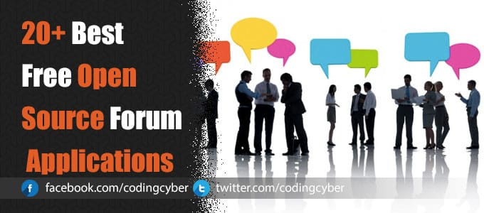 20+ Best Free Open Source Forum Applications