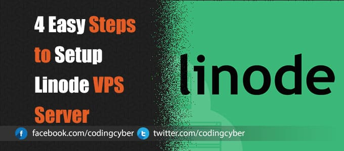 4 easy steps to setup linode vps server